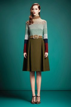 Gucci Pre-Fall 2013 Collection