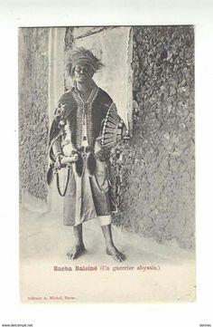 Ethiopia:- Historical Photo 1900s