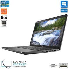 New Sealed Dell Latitude 5500 Intel i5 8GB RAM 256GB SSD 15.6″ Full HD Win10