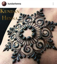 Ideas for tattoo simple mandala mehndi designs - Henna Henna Tattoo Designs, Mehndi Tattoo, Mehndi Designs Book, Finger Henna Designs, Simple Henna Tattoo, Mehndi Designs For Beginners, Stylish Mehndi Designs, Mehndi Designs For Fingers, Mehndi Design Images
