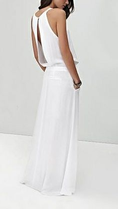 White for resort.
