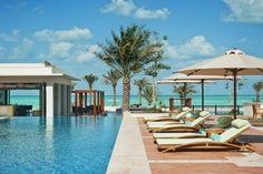 St Regis Saadiyat Island Resort has 4 outdoor swimming pools and 1 indoor lap pool.