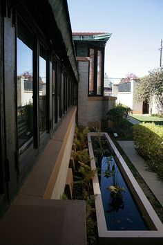 Design Study: Dana House. Springfield, Illinois. Frank Lloyd Wright. IMG_6091
