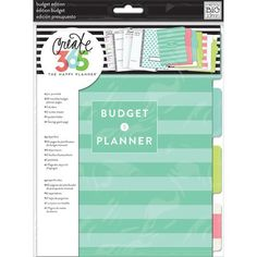 Buy the Create 365™ The Classic Happy Planner™ Extension Pack, Budget Edition at Michaels.com. Get this extension pack from Me & My Big Ideas to organize and jot down your daily and monthly finances in your Happy Planner.