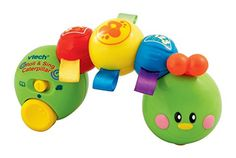 VTech Baby Roll and Sing Caterpillar VTech Baby http://smile.amazon.com/dp/B006ZYUED8/ref=cm_sw_r_pi_dp_mzSzwb1EZX39C