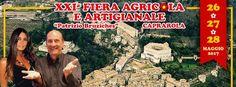 """XXI^ fiera Agricola e Artigianale """"Patrizio Bruziches"""" la ventunesima edizione sta per prendere piede non mancate, noi vi aspettiamo nel nostro stand! il 27 e 28 Maggio 2017"""