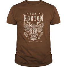 Love HORTON  - LIMITED EDITION !!! Tshirt