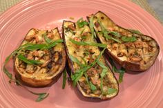 One of my favorite vegetable is an eggplant.  Sometimes, when I feel like having a simple vegetarian dinner and taking a break from protein, eggplant is a great option, because they are so satisfyi…