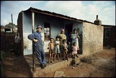 Soweto, South Africa, during apartheid
