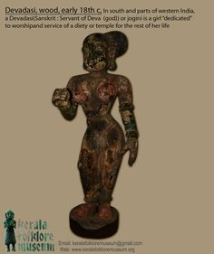 Hindu Art, Sanskrit, Art And Architecture, Folklore, Wood Carving, Kerala, Idol, Museum, Collections