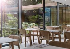 The Garden Café offers a daily menu consisting of fresh and seasonal food, and a focus on simple ingredients. Museum Cafe, Museum Shop, Garden Cafe, Garden Cottage, British Garden, Exclusive Homes, Small Cafe, House Inside, Outdoor Furniture Sets