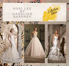 #miracleontwerpers Mori Lee Collection Main