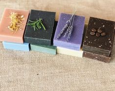 Organic Soap, Cold Process Soap, Handmade Soaps, Organic Skin Care, Aspen, Goodies, Artisan, Gift Wrapping, Herbs