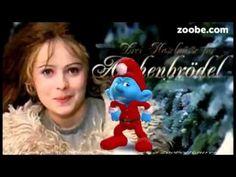 Adventskalender - warten auf die .... Weihnachten, Advent, Lustiger Schlumpf, Zoobe, Animation - YouTube