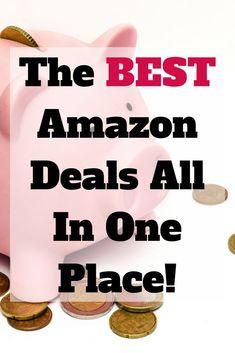 Today's Deals: New Deals. Best Amazon Deals, Best Deals, Reception Party, Gold Box, Imagine Dragons, New York Jets, Online Deals, Craft Storage, Cool Toys