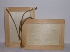 Wooden 5x7 Frames by TrueColorsBoutique on Etsy, $3.00