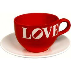 Taza Espresso Love
