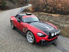 Fiat 124 Spider, Automobile Companies, Fiat Abarth, Karting, Small Cars, Fiat 500, Alfa Romeo, Exotic Cars, Cars And Motorcycles
