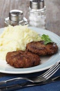 Galettes de lapin ! #recette #cuisine #miam