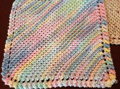 Trendy sewing for beginners clothes knit dishcloth Ideas : Tre… - Knitting for Beginners Knitted Dishcloth Patterns Free, Beginner Knitting Patterns, Knitted Washcloths, Crochet Dishcloths, Knitting Blogs, Easy Knitting, Loom Knitting, Start Knitting, Knitting Needles