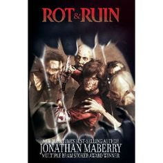 Rot and Ruin Warrior Smart Paperback Brand-new adventures set in the world of Rot and Ruin! Written by New York Times best-selling author and multiple Bram Stoker award-winner Jonathan Maberry this all-new storyline continues events from http://www.MightGet.com/january-2017-13/rot-and-ruin-warrior-smart-paperback.asp