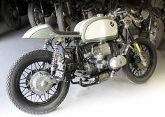 R100 Customs Cafe