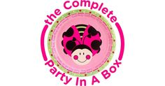 I found this great Birthday Party idea on BirthdayExpress.com. Ladybug Oh So Sweet 1st Birthday Party in a Box, Birthday Express helps create memories that last a lifetime - click here to start the fun!