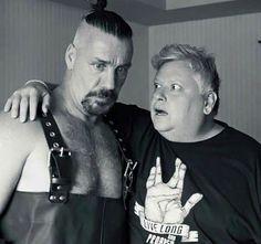 Till Lindemann and Zoran Bihac, Rammsteinfans Germany Facebook page