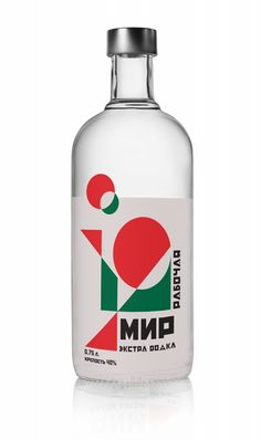 Vodka MIR2