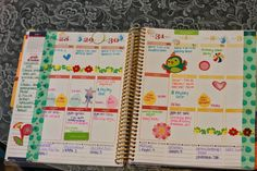 This is so fun! #eclifeplanner