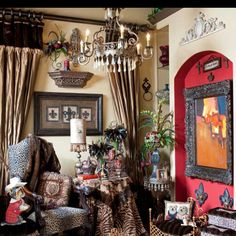 Want Donna decorates Dallas to decorate my house!!! Love her style!!