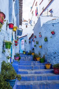 Chefchaouen in Photo