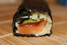 LCHF & Paleo Sushi - LCHF, Diet & Health