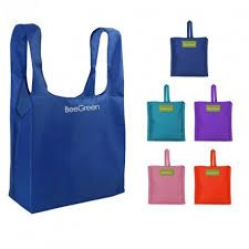 cb3d447b85b6 Reusable Grocery Bags Home   Kitchen 10 Pack Extra Large Foldable Nylon Tote  Bag Heavy Duty ...