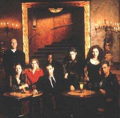 Forgotten Favorites: Kindred The Embraced Vampire Tv Series, Vampire Shows, 90s Movies, Cult Movies, Movie Tv, Real Vampires, Vampires And Werewolves, Kindred The Embraced, Vampire History
