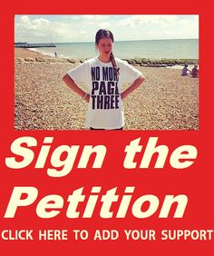 The 'No More Page 3' campaign started in the summer when Lucy Holmes found she couldn't stop thinking about the fact that the largest female image in The Sun was of a young woman showing her breasts for men, even though Jessica Ennis had just won her gold Olympic medal. Since its beginning,  over 85,000 people have signed the petition...