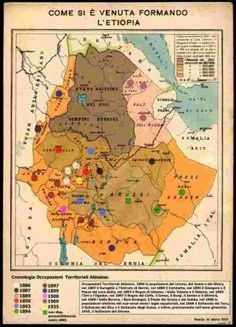 Map of Ethiopia and Ethiopian Political Map Maps Pinterest