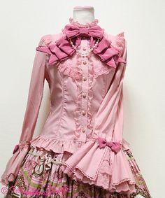 AP - Lovely Princess Blouse - Pink
