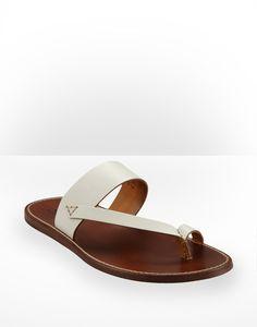 0871e5edd D  amp  G leather sandals Sandalias Bajitas