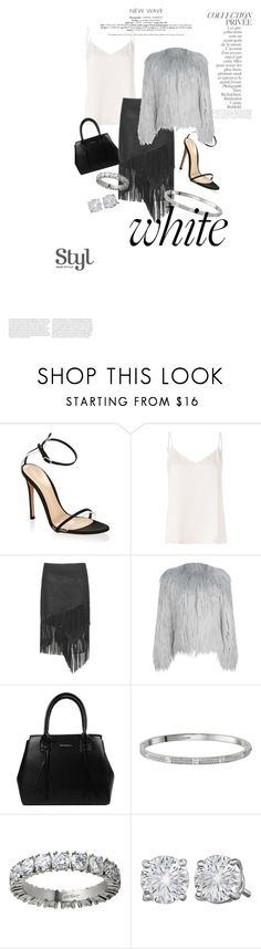 """""""Happy Birthday"""" by myaibrahim on Polyvore featuring Gianvito Rossi, By Terry, L'Agence, WithChic, Cartier, contest and contestentry"""