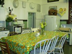 old+farm+kitchens | 1940's Farm Kitchen (We had a fridge just like that one!) | Flickr ...