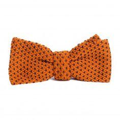 Orange Mister #Bow Tie #Pajarita