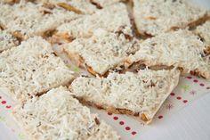 Sugar-free coconut almond bark (1)