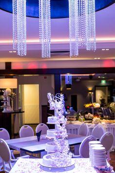 Wedding Cake Sam & Miranda 20-06-2015 persian-dutch #wedding #bruidstaart #weddingcake #cake by Joey Mercuur
