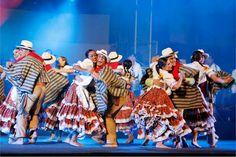 ¡¡¡UNO DE LOS TANTOS BAILES TIPICOS COLOMBIANOS!!!