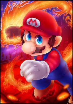 Ultimate by AuraGoddess on DeviantArt Super Mario Bros Games, Super Mario And Luigi, Super Mario Art, Super Mario World, Super Mario Brothers, Super Smash Bros, Mundo Super Mario, Heros Disney, Mario Fan Art