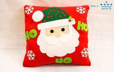 Fotos de Cris Silva – 14.320 fotografías   VK Christmas Chair Covers, Christmas Cushions, Christmas Pillow, Christmas Art, Christmas Projects, Beautiful Christmas, Christmas Themes, Mug Rug Patterns, Felt Banner