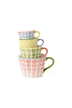Flower Farm Measuring Cups
