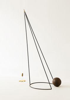Kerstboom van de Belgische ontwerper Xavier Lust