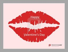 powerpoint valentine day card template
